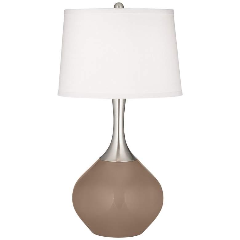 Mocha Spencer Table Lamp