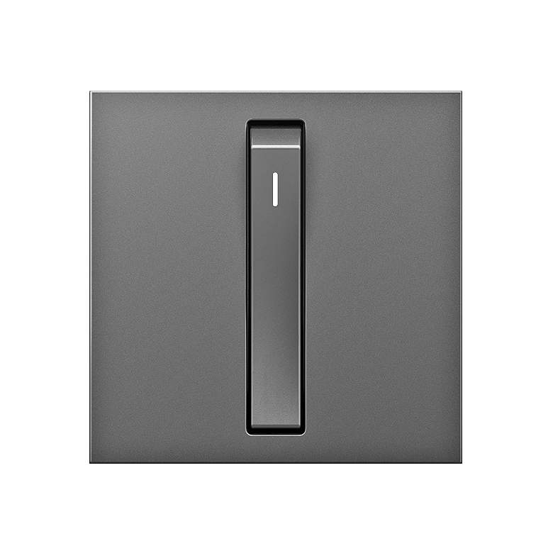 adorne® Magnesium 15A Whisper Switch with Status Light