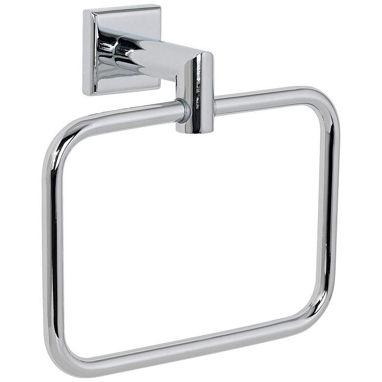 Naples Collection Polished Chrome Towel Ring