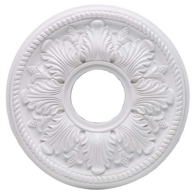 "Bellezza 14"" Diameter Decorative Ceiling Medallion"