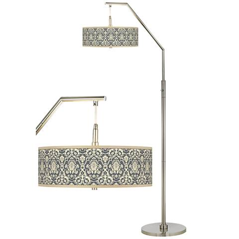 Seedling by thomaspaul Damask Arc Floor Lamp