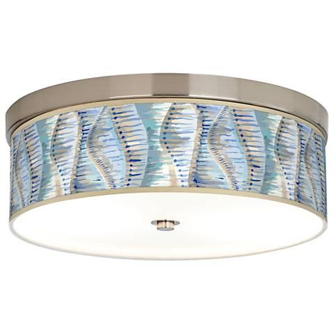 Siren Giclee Energy Efficient Ceiling Light