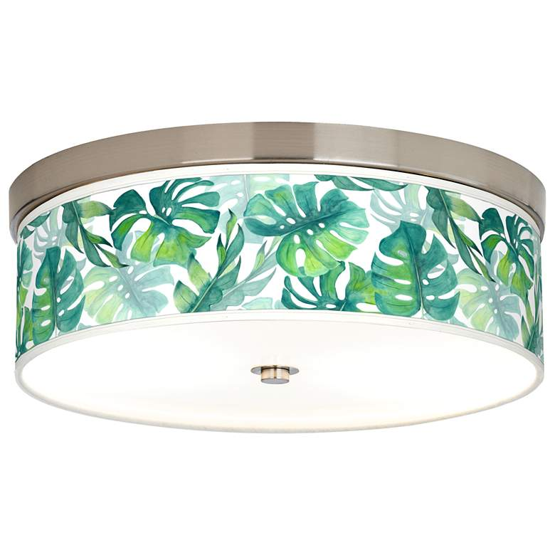 Tropica Giclee Energy Efficient Ceiling Light