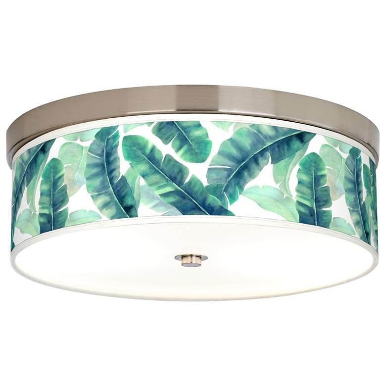 Guinea Giclee Energy Efficient Ceiling Light