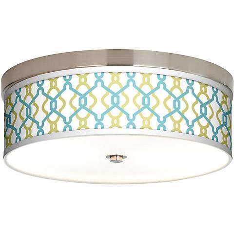 Hyper Links Giclee Energy Efficient Ceiling Light