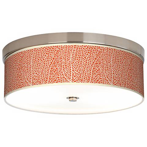 Stacy Garcia Seafan Coral Energy Efficient Ceiling Light