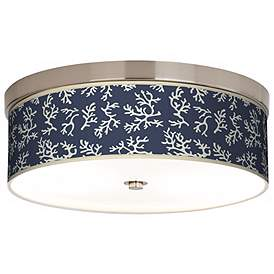 Prussian C Giclee Energy Efficient Ceiling Light