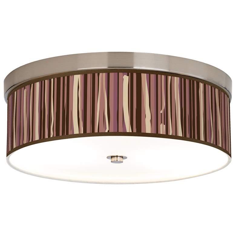 Kalahari Lines Giclee Energy Efficient Ceiling Light
