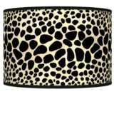 Leopard Giclee Shade 12x12x8.5 (Spider)