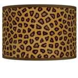 Safari Cheetah Giclee Shade 12x12x8.5 (Spider)