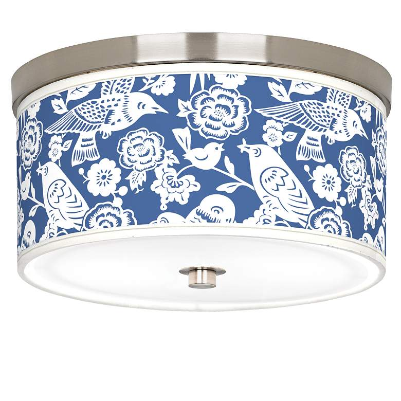 """Seedling by thomaspaul Aviary 10 1/4"""" Wide Ceiling Light"""