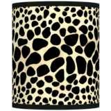 Leopard Giclee Shade 10x10x12 (Spider)