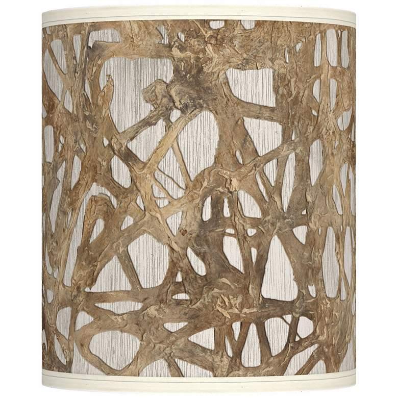 Organic Nest Giclee Shade 10x10x12 (Spider)