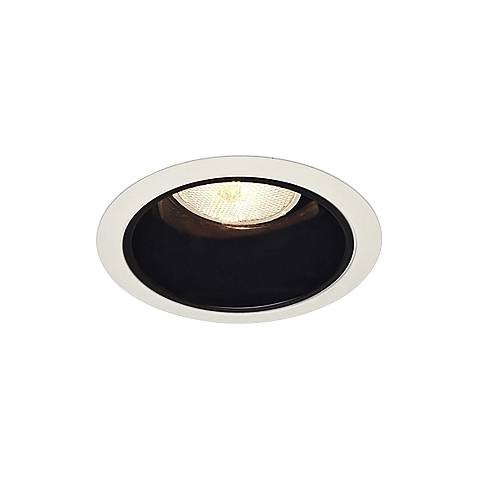 Juno 4 ic new construction recessed light housing 03751 lamps plus juno 4 line voltage black alzak recessed light aloadofball Gallery