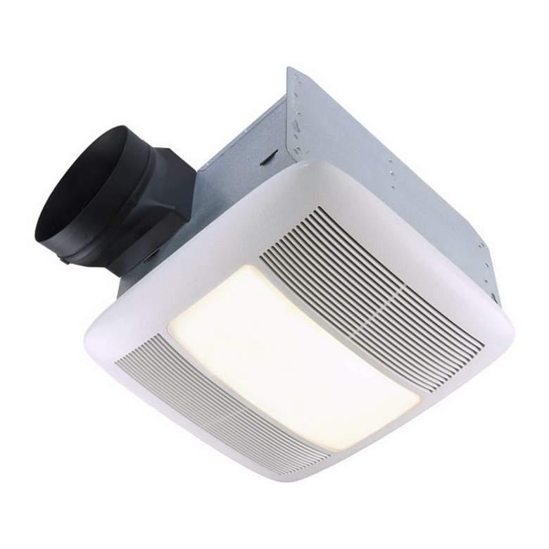 "NuTone Energy Star 6"" Ducting Light and Bathroom"