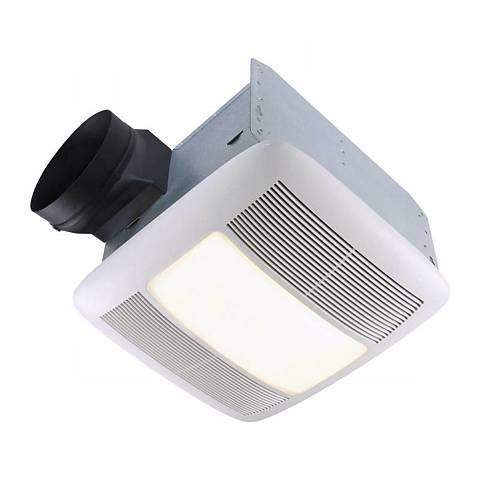 "NuTone Energy Star 6"" Ducting Light and Bathroom Exhaust Fan"