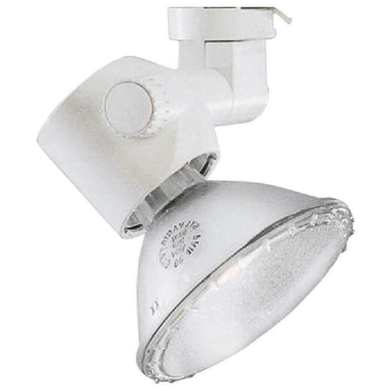 Lightolier™ Low Profile White Track Bullet