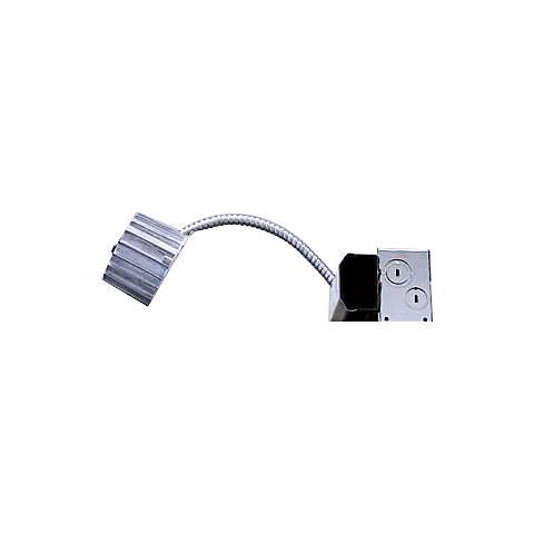 """Lightolier 18 Watt 2-Lamp CFL 7"""" Recessed Frame-In Kit"""