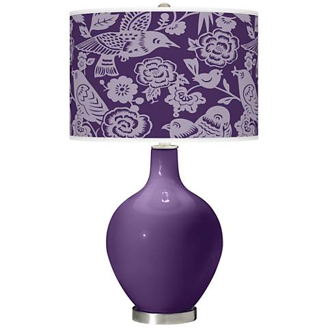 Acai Aviary Ovo Table Lamp