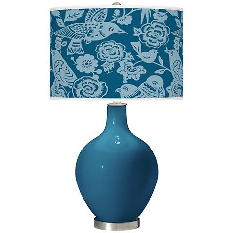 Bosporus Aviary Ovo Table Lamp