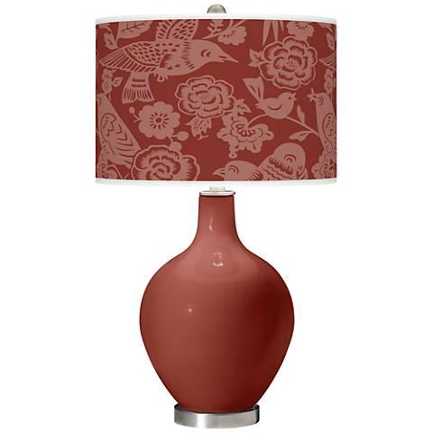 Madeira Aviary Ovo Table Lamp