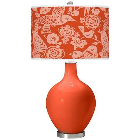 Daredevil Aviary Ovo Table Lamp