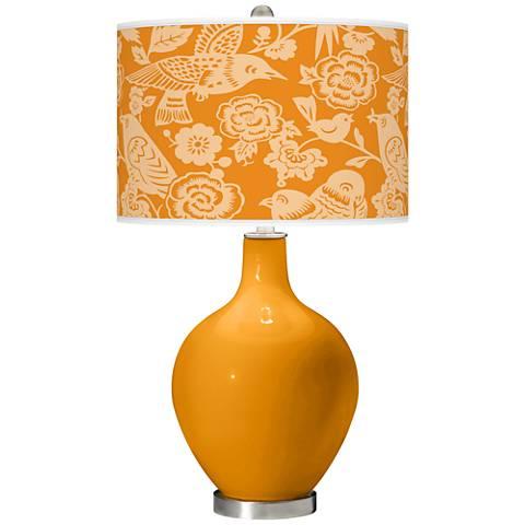 Carnival Aviary Ovo Table Lamp