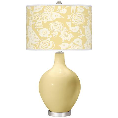 Butter Up Aviary Ovo Table Lamp