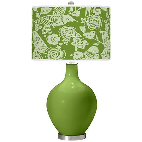 Gecko Aviary Ovo Table Lamp