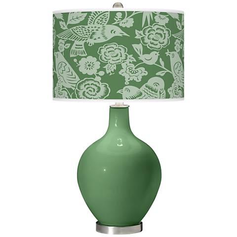 Garden Grove Aviary Ovo Table Lamp