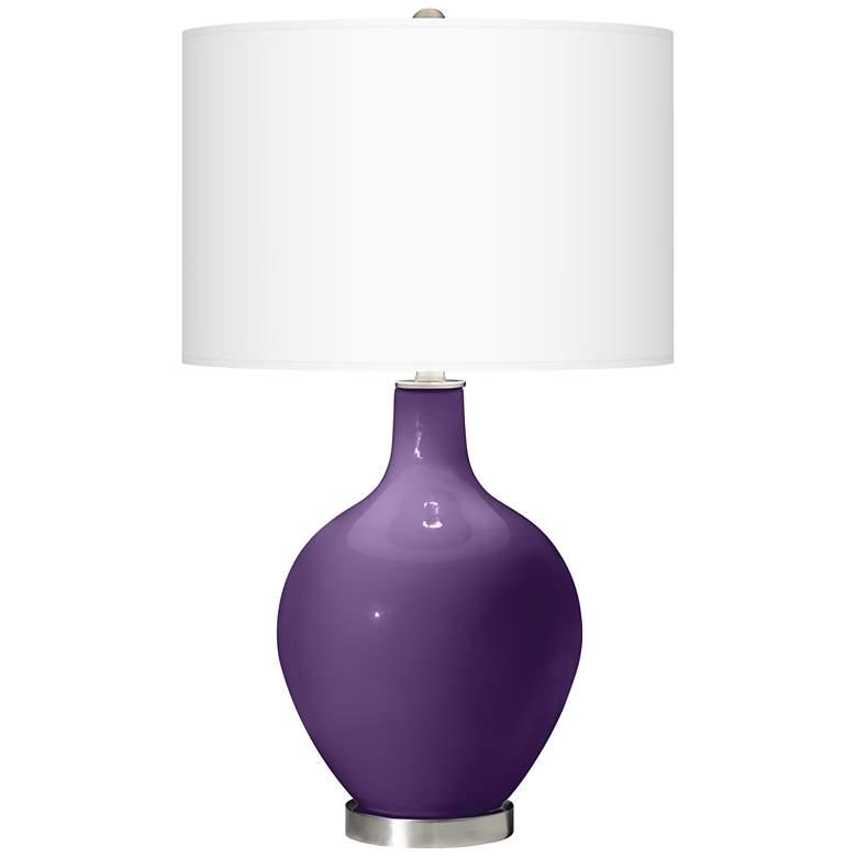 Acai Ovo Table Lamp