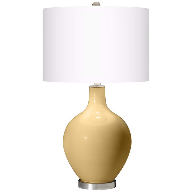 Humble Gold Ovo Table Lamp