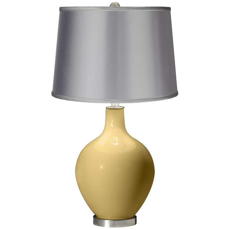 Humble Gold - Satin Light Gray Shade Ovo