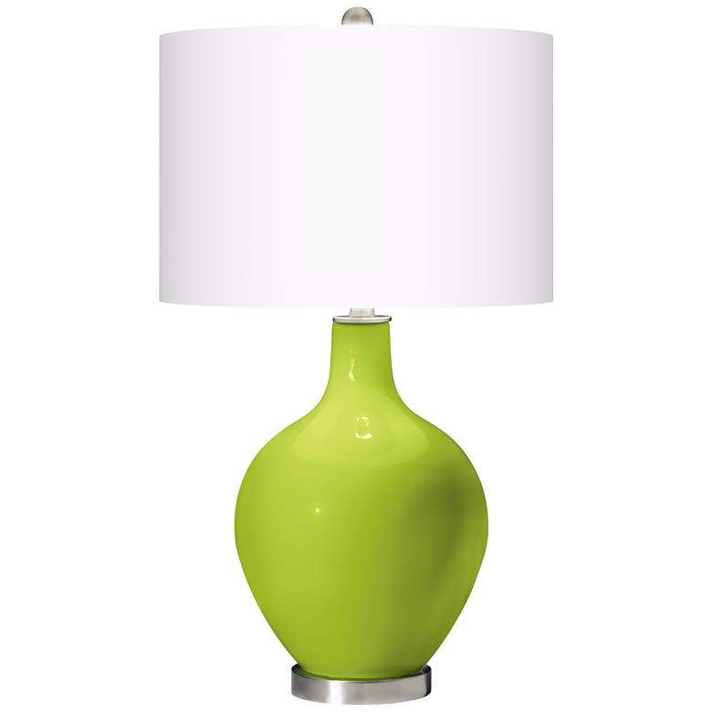Tender Shoots Ovo Table Lamp