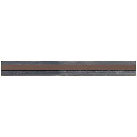 "Tech Lighting Monorail 96"" Long Antique Bronze Straight Rail"