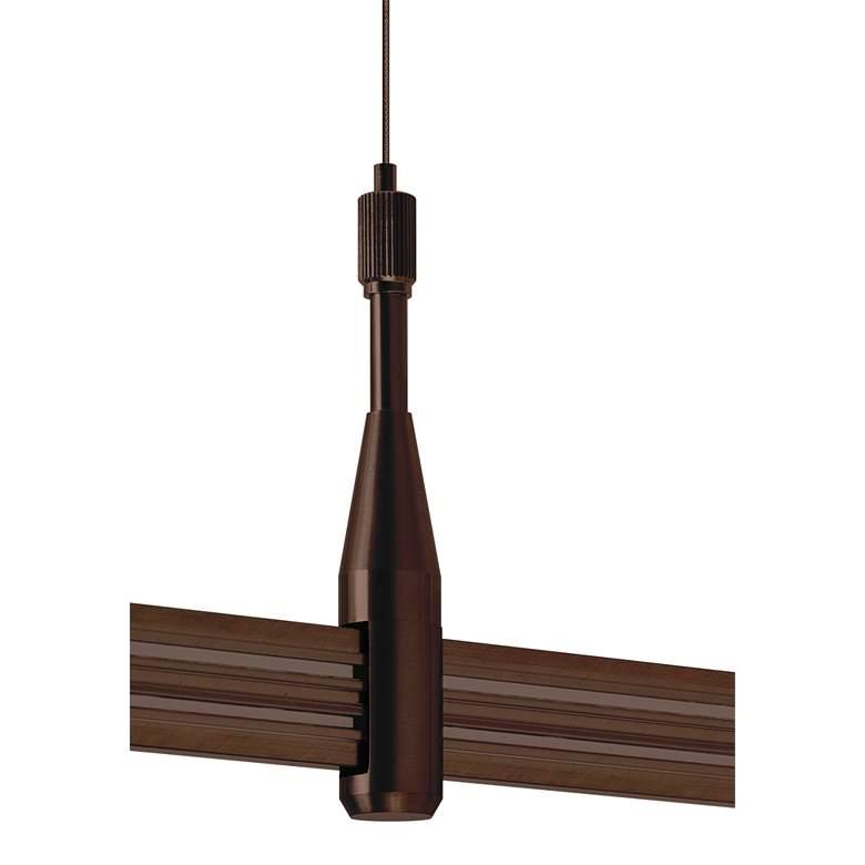 Tech Lighting Antique Bronze Monorail Adjustment Standoff