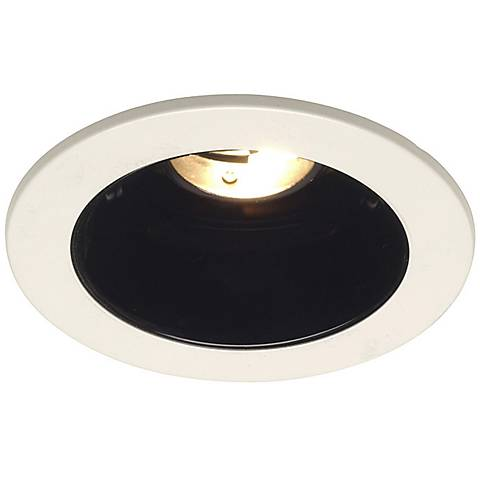 Juno 4 low voltage black alzak recessed light trim 29819 lamps juno 4 low voltage black alzak recessed light trim aloadofball Choice Image