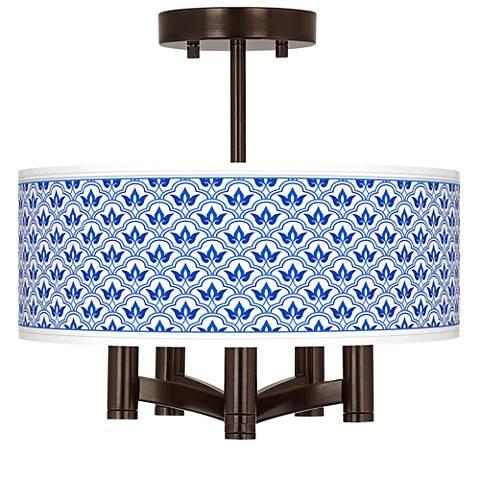Arabella Ava 5-Light Bronze Ceiling Light
