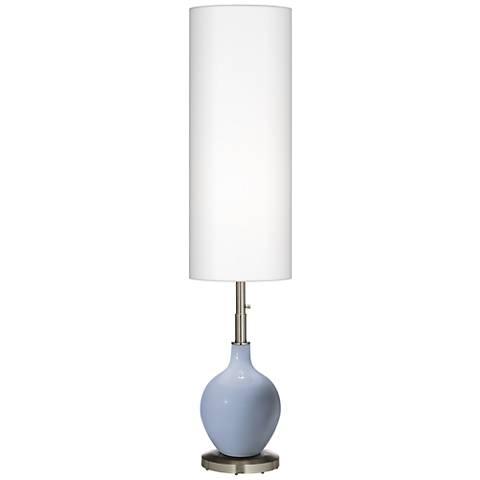 Blue Sky Ovo Floor Lamp