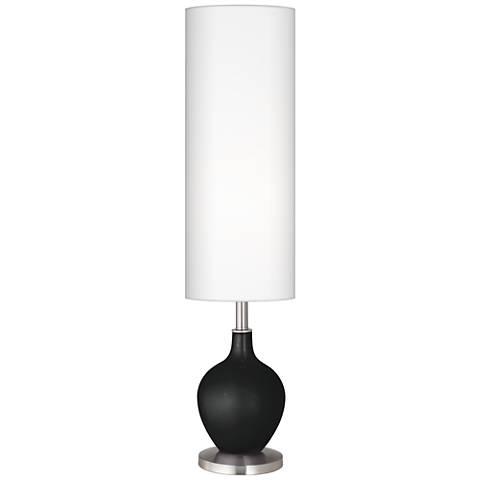 Caviar Metallic Ovo Floor Lamp