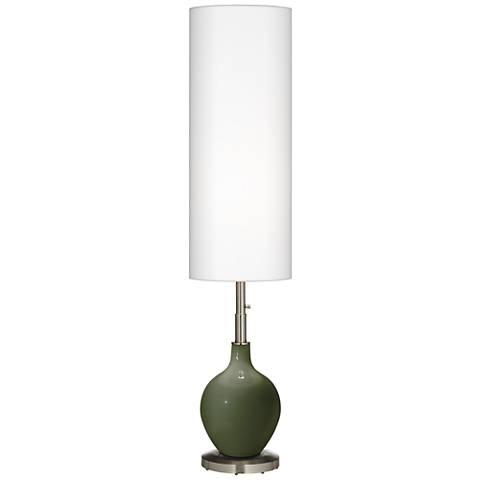 Secret Garden Ovo Floor Lamp