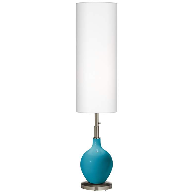 Caribbean Sea Ovo Floor Lamp