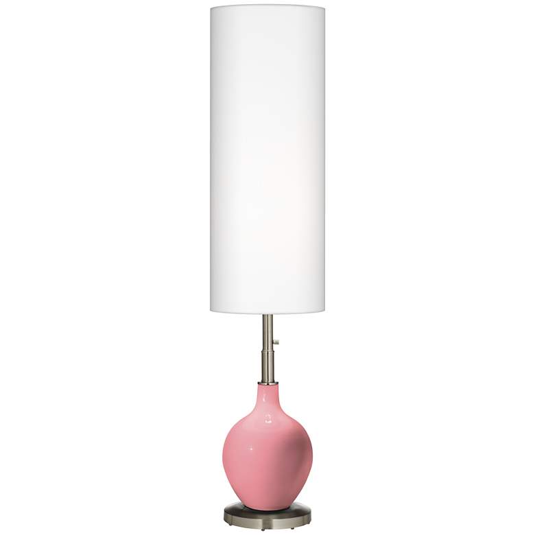 Haute Pink Ovo Floor Lamp