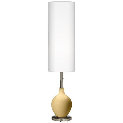 Humble Gold Ovo Floor Lamp