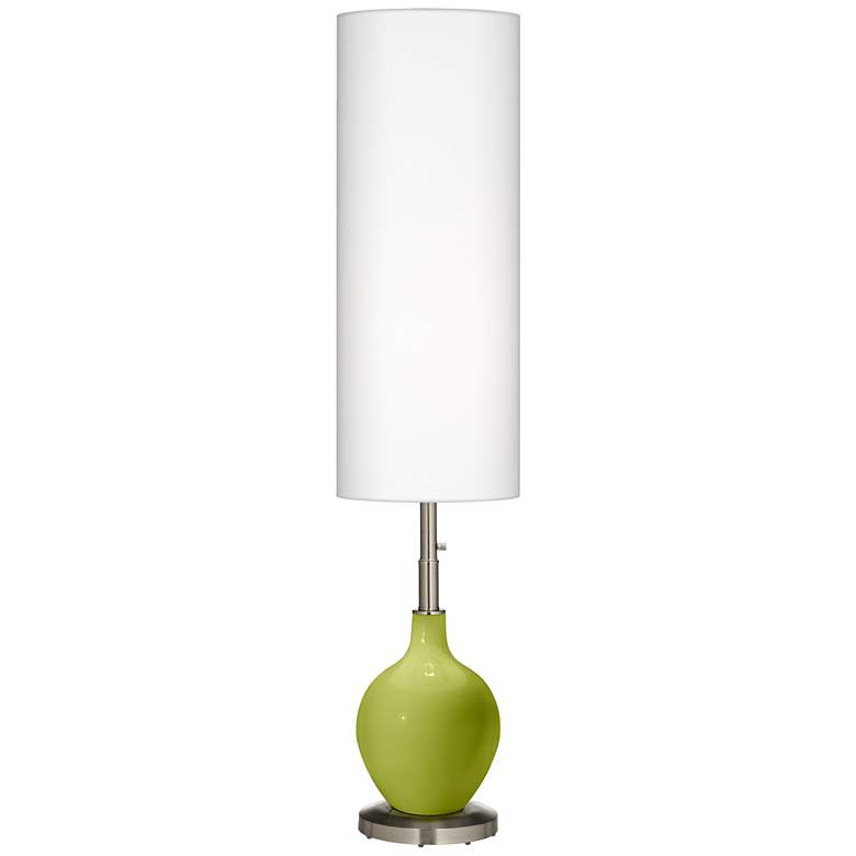 Parakeet Ovo Floor Lamp