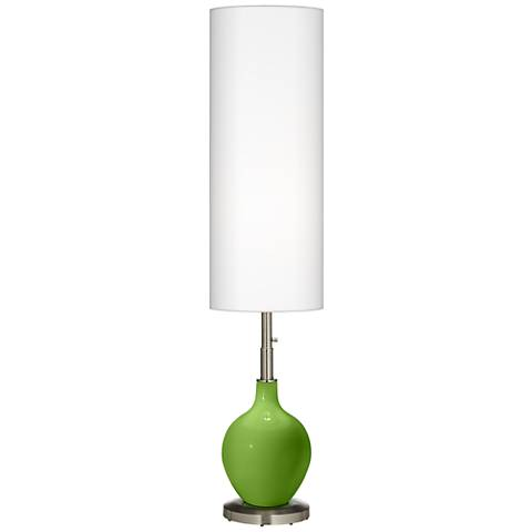 Rosemary Green Ovo Floor Lamp