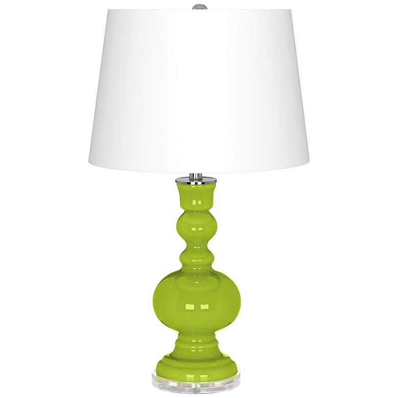 Tender Shoots Apothecary Table Lamp