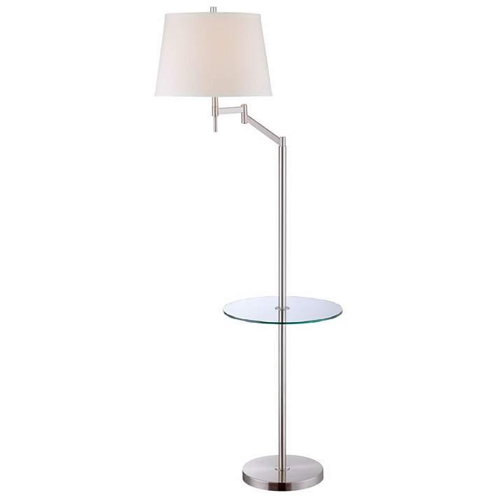 Lite Source Eveleen Floor Lamp With