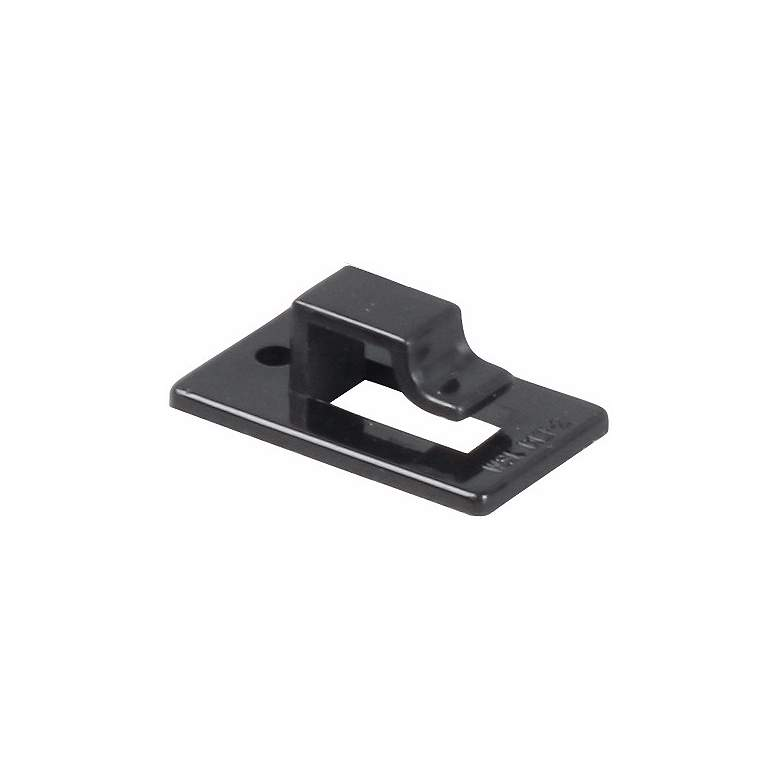 StarStrand Universal Plastic Clip - 10-Pack in Black