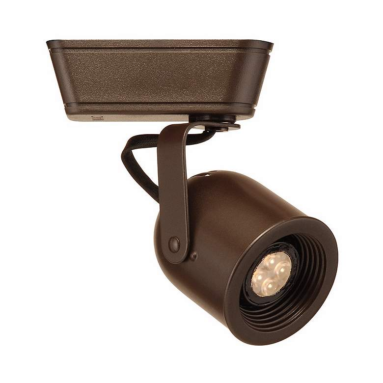 WAC 808 LED Bronze Low Volt Track Head